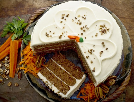 Very Vera Carrot Cake Recipe